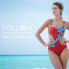 #AnimaBeachwear is on #Instagram! Click on instagram.com/anima_beachwear