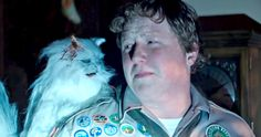 'Scout's Guide to the Zombie Apocalypse' Clip Unleashes Killer Cats -- Paramount Pictures has released a scary sneak peek and first poster for the upcoming comedy thriller 'Scout's Guide to the Zombie Apocalypse'. -- http://movieweb.com/scouts-guide-zombie-apocalypse-clip-killer-cats/