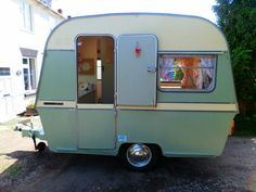 vintage caravan colours - Yahoo Image Search results