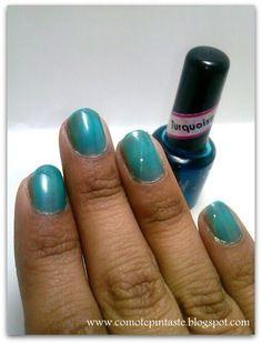 3 ideas para usar la colección Luminiscentes de Dulce Diallo  #nails #uñas #comotepintaste #esmaltes #polish #terminados #reviews #luminiscentes #vitral #dulcediallo #swatches #teal #celeste