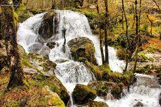 """El río Gorgua topónimo a veces atribuido a un dios germánico. Pero también a """"burbujas"""". Padrenda. by galiciamaxica"""