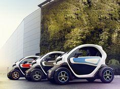ルノーの都市用EV、フランスでは14歳から運転可能に