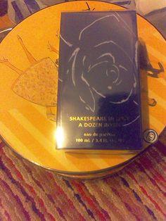 Shakespeare In Love EDP A Dozen Roses Eau De Parfum 3.4 fl oz NEW & SEALED  #ADozenRoses