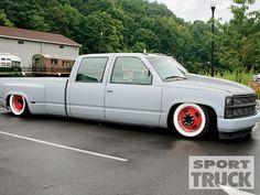 2008 Envy Frenzy - Custom Truck Show - Sport Truck Magazine Bagged Trucks, Lowered Trucks, Dually Trucks, Hot Rod Trucks, New Trucks, Custom Trucks, Lo Rider, Sport Truck, Chevy Avalanche
