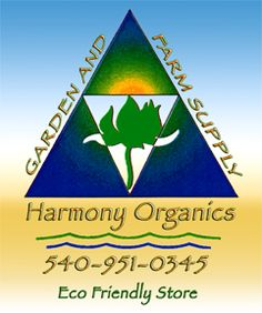 HARMONY ORGANICS - GARDEN & FARM SUPPLIES