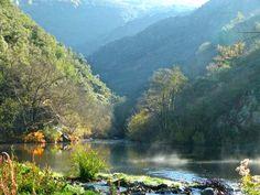 Ruta da Vía Nova (Pobra de Trives) | Roteiros galegos