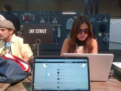 Jay Strut in The Blogger Project #ProjectShow