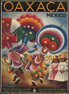Oaxaca Mexico / courtesy Boston Public Library http://www.flickr.com/photos/boston_public_library/3531519528/in/photostream/