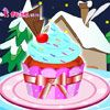 Christmas Cupcakes, Christmas Christmas, Cooking Cream, Delicious Cupcakes, We The Best, Games For Girls, Online Games, Happy Holidays, Singers