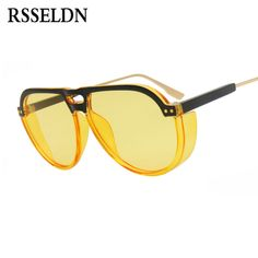 Cheap Sunglasses, Buy Directly from China Suppliers:RSSELDN Brand Design Sunglasses Men Women Summer Fashion Black Red Pink Vintag Oval Sun glasses For Women Candy Color UV400Enjoy ✓Free Shipping Worldwide! ✓Limited Time Sale✓Easy Return. Oval Faces, Long Faces, Square Faces, Women's Summer Fashion, Fashion Black, Cheap Sunglasses, Red And Pink, Lenses, Eyewear