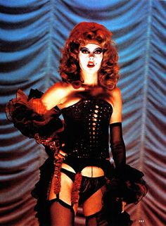 You better wise up, Janet Weiss.... (Susan Sarandon in Rocky Horror)