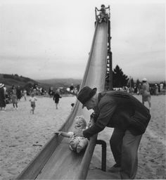 Riding the Slide