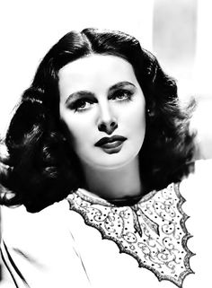 """"""" Hedy Lamarr by Clarence Sinclair Bull, 1941. """""""