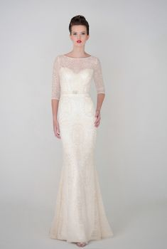 Eugenia Couture Wedding Dresses - Spring 2015 Bridal Collection