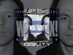 Yet Chicago's pioneering record label Wax Trax! Records launched careers for a legion of bands. Front 242, Industrial Bands, Youtube Movies, Musical Instruments, Documentaries, Musicals, Wax, How To Plan, Rock