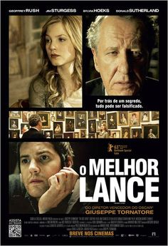 """O Melhor Lance"" (La Migliore Offerta - 2014)"