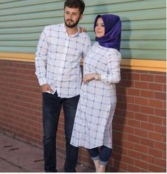 Kargo dahil 110 ₺   İade yok‼️❌  BAY BAYAN BEDEN : xs , s , l , m , x , xl , xxl  Kargo 1 - 4 gün kapıda ödeme   Sipariş wp  0543 925 9228 Matching Couple Outfits, Matching Couples, Couples In Love, Abaya Fashion, Boho Fashion, Casual Suit, Casual Outfits, Muslim Couple Photography, Punjabi Suits Party Wear