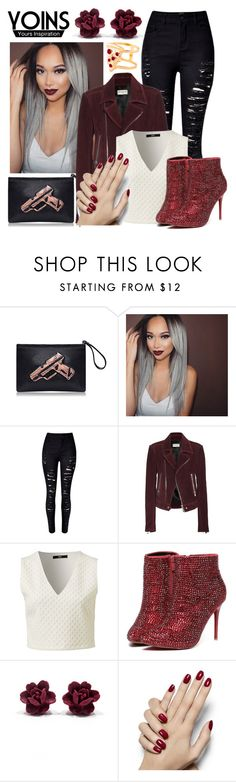 """"" by maiiira-nair ❤ liked on Polyvore featuring Balenciaga, Posh Girl, Glenda López, women's clothing, women, female, woman, misses and juniors"