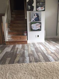 Bull barn oak floor Lumber liquidators | Forever home ...