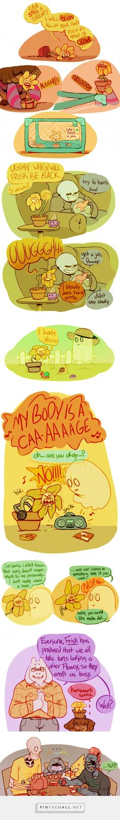 Flowery - comic