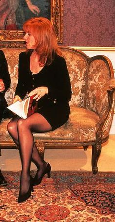 Sarah Ferguson 1996