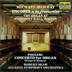 Organ Concerto / Encores a La Francaise Imports http://www.amazon.com/dp/B000003CTG/ref=cm_sw_r_pi_dp_L0Elxb05EQ4GE