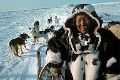 Who Are the Indigenous Peoples of Russia?  Koryaks live in Kamchatka Territory in Russia's Far East. Coastal Koryaks' lifestyle is based on local fishing and marine mammal hunting, while inland Koryaks are more nomadic. They are reindeer herders and follow the herds as they graze with the seasons.  Above: A dog-team driver of the Koryak village of Ilpyr on the Russian Pacific coast.