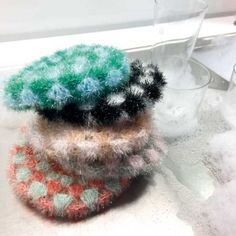 """Spülschwamm häkeln: Creative Bubble Anleitungsheft """"Funny"""" Häkelanleitungen kaufen »"""