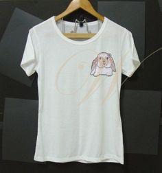 Summer Comfortable Soft Mens T-Shirt Crew Short Sleeve Dog Paw Print Footprints