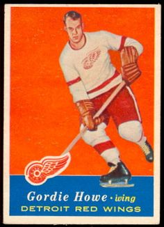 Hockey Boards, Hockey Baby, Detroit Red Wings, Hockey Players, Trading Cards, Nhl, Fitness Models, Baseball Cards, Sports