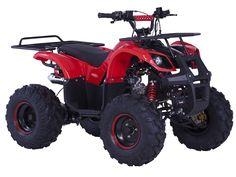 Quadriciclo BK-ATV503HW 107cc Motor 4 Tempos Velocidade Máxima 45Km/h - Bull Motors - Mini quadriciclos motorizados - Magazine Luiza