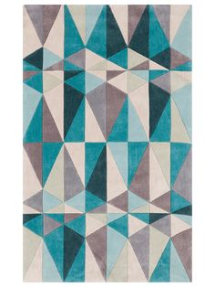 Cosmopolitan Hand-Tufted Rug by Surya at Gilt
