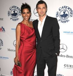 Halle Berry: I met my fiancé, Olivier Martinez, on a s--- movie