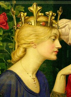 Part of Changing The Letter Birmingham Museum Joseph Southall