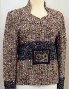 Handwoven Clothing, Jacket, Kathleen Weir-West, 1-001.JPG