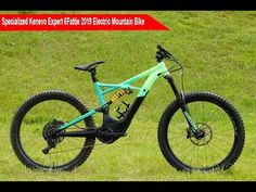 Specialized Kenevo Expert 2019 Electric Mountain Bike or Specialized Kenevo Expert 2019 Quick Look or Kenevo Expert Electric Mountain Bike Please SUB. E Mtb, Mtb Bike, Bicycle, Electric Mountain Bike, Specialized Bikes, Mountain Biking, Future Transportation, Nifty, Gadget