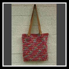 Cartera tejida...#crochetbag