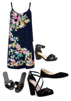 """""""Untitled #6"""" by connieimageconsultant on Polyvore featuring Monsoon, Nina and Nine West"""