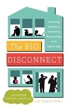 The Big Disconnect: Protecting Childhood and Family Relationships in the Digital Age Books To Buy, New Books, Good Books, What Is Family, Digital Revolution, Information Age, Clinical Psychologist, Never Too Late, Parenting Books
