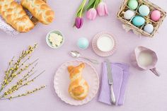 Check out Easter breakfast by foodphotolove on Creative Market