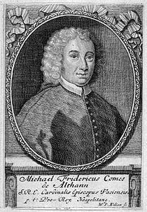 From Wikiwand: Michael Friedrich von Althann