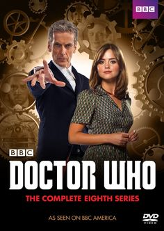 Doctor Who: The Complete Eighth Series  http://encore.greenvillelibrary.org/iii/encore/record/C__Rb1380076