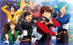 THis group i swear to god | Ensemble Stars