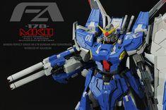 FA-178 Full Armor Gundam Mk-II