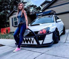 #Subaru #AutoGirls