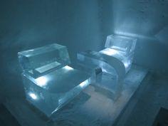 Ice Room (Gabriele Formentini, Ice Hotel Jukkasjärvi)