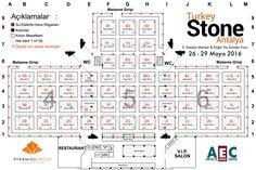 Antalya Mermer Fuarı | Turkey Stone Expo - Pyramids Group