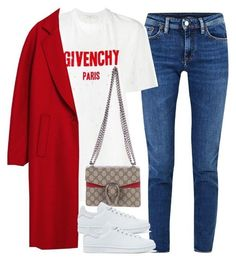 e Studios, Givenchy, Gucci and adidas Originals Look Fashion, Korean Fashion, Autumn Fashion, Fashion Outfits, Prep Fashion, Womens Fashion Online, Latest Fashion For Women, Polyvore Outfits, Stylish Outfits