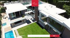 Portfolio of Custom Real Estate Web Design - Real Estate Webmasters Custom Website, The Agency, Real Estate, House Styles, Outdoor Decor, Web Design, Home Decor, Luxury Decor, Mansions