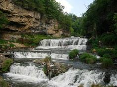 Willow River State Park, Hudson WI:  discovering this park was a highlight of 2011.  These falls are beautiful!!